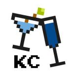 Geek Girls Brunch-KC 8bit drinks logo