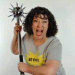 Angie Pedersen, co-officer of Geek Girl Brunch-Kansas City chapter