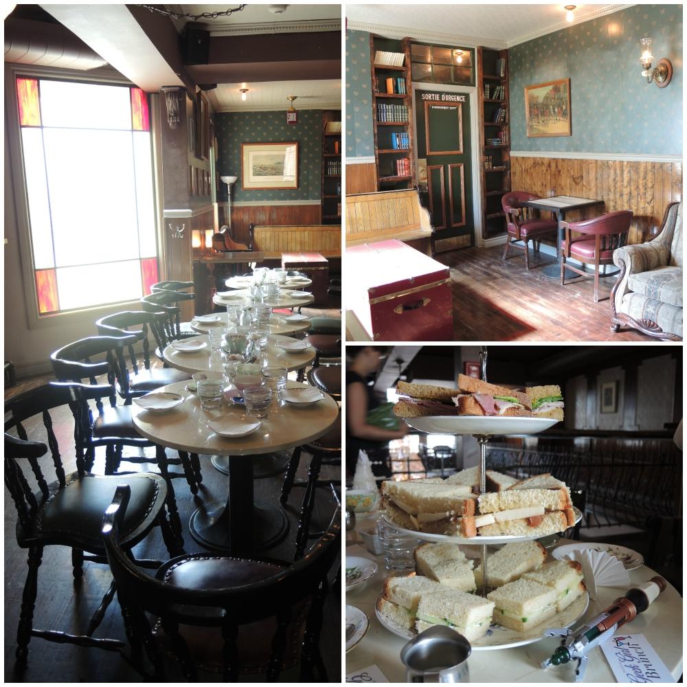 Tea Rooms Twin Cities