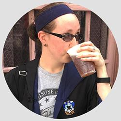 Mari Massey Geek Girl Brunch Charleston Officer