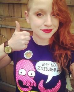 Sam wonders, why *not* Zoidberg?