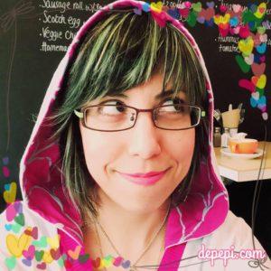 depepi, depepi.com, geek girl brunch