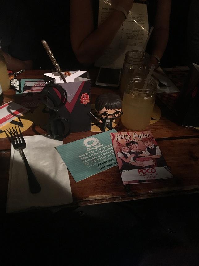 GGB NYC: Harry Potter Birthday Brunch - Geek Girl Brunch